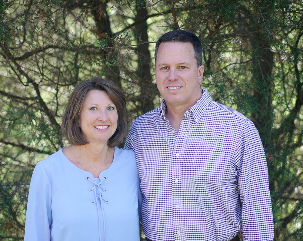 Drs. Kelli and Scott Fischer